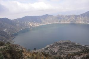lake latacunga